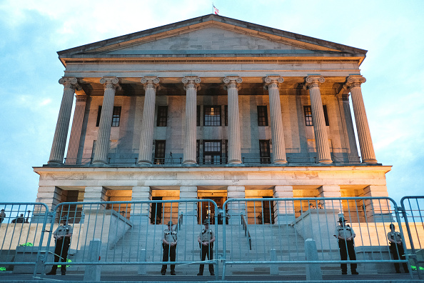 Tennessee「Protests Continue Across The Country In Reaction To Death Of George Floyd」:写真・画像(2)[壁紙.com]