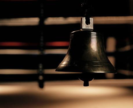 Boxing Ring「Bell at Boxing Ring」:スマホ壁紙(10)