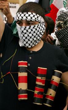 Suicide Bombing「National Muslim Demonstration for Palestine, London.」:写真・画像(6)[壁紙.com]