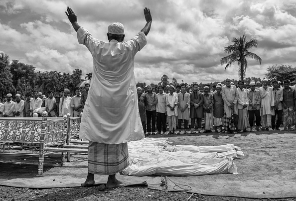 Bangladesh「Rohingya Refugees Flee Into Bangladesh to Escape Ethnic Cleansing」:写真・画像(17)[壁紙.com]