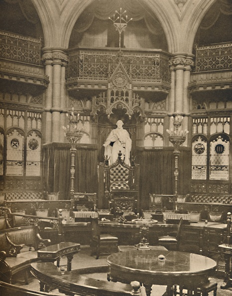 Model Home「George Iii Presides In The Common Council Chamber In The Guildhall」:写真・画像(10)[壁紙.com]