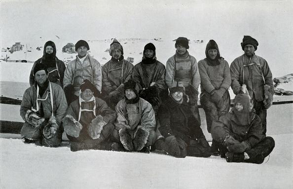 Ski Pole「Southern Party 1912」:写真・画像(6)[壁紙.com]