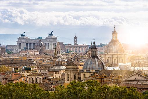 Cathedral「Skyline Rome」:スマホ壁紙(9)