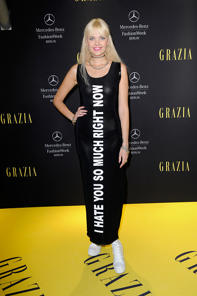 Shoelace「Mercedes-Benz Fashion Week Berlin Spring/Summer 2014 Preview Show by Grazia - Arrivals」:写真・画像(10)[壁紙.com]