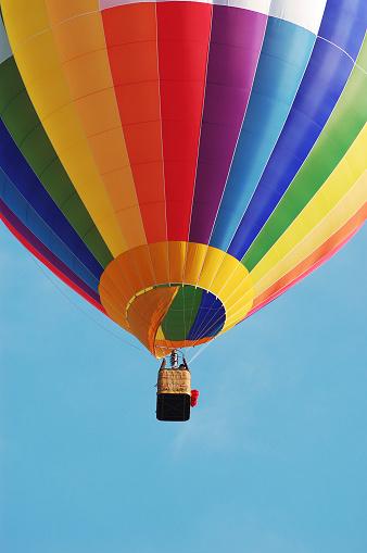 Double Rainbow「Rainbow Balloon」:スマホ壁紙(8)