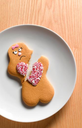Gingerbread Woman「Heart broken ginger bread women」:スマホ壁紙(8)
