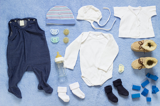 Pacifier「Layette for baby boy」:スマホ壁紙(12)
