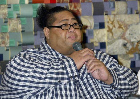 小錦「Former Sumo Wrestler Konishiki Registers His Marriage」:写真・画像(9)[壁紙.com]