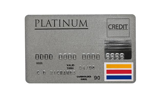 Worn Platinum Credit Card:スマホ壁紙(壁紙.com)
