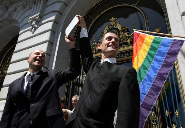 Justin Sullivan「Gay Marriage Becomes Legal In California」:写真・画像(6)[壁紙.com]