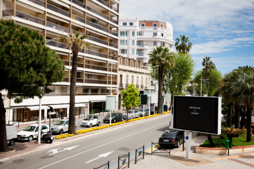 French Culture「Bienvenue a Cannes Croisette Cote d'Azur French Riviera France」:スマホ壁紙(5)