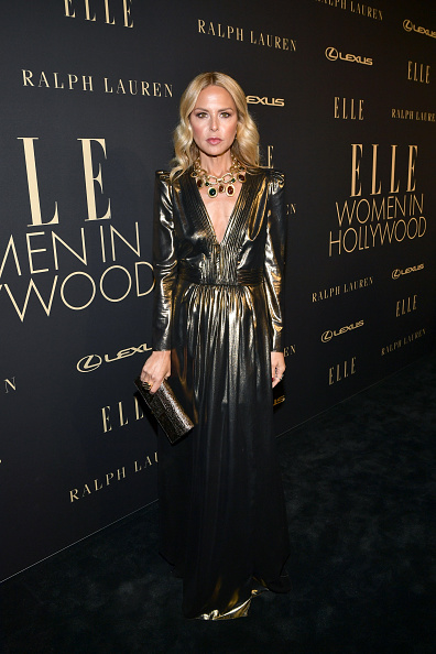 Hollywood - California「ELLE's 26th Annual Women In Hollywood Celebration Presented By Ralph Lauren And Lexus - Arrivals」:写真・画像(10)[壁紙.com]