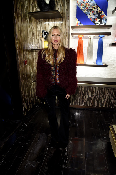 Larry Busacca「FENDI Celebrates The Opening Of The New York Flagship Store - Cocktails」:写真・画像(10)[壁紙.com]