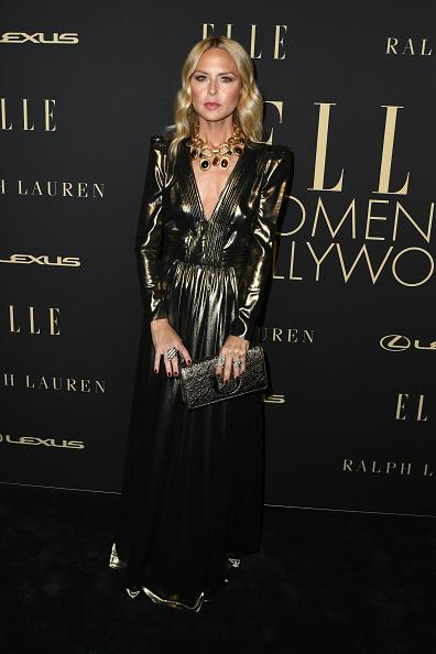 Gold Purse「2019 ELLE Women In Hollywood - Arrivals」:写真・画像(6)[壁紙.com]