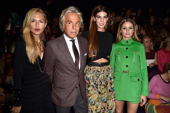 Womenswear「Valentino : Front Row - Paris Fashion Week Womenswear Spring/Summer 2015」:写真・画像(6)[壁紙.com]