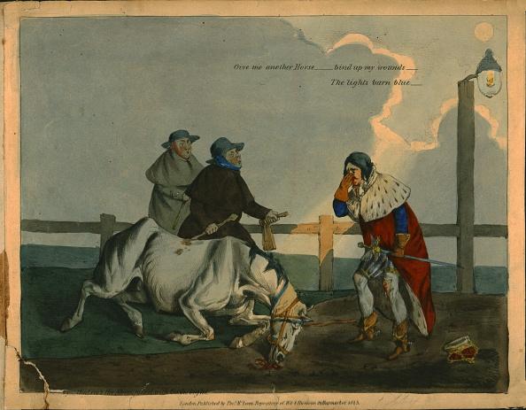 Cartoon「Satirical Cartoon Of King Richard Iii」:写真・画像(3)[壁紙.com]