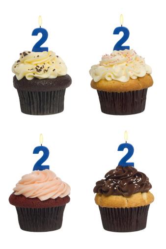 Red Velvet Flavor「Numbered Cupcake」:スマホ壁紙(17)