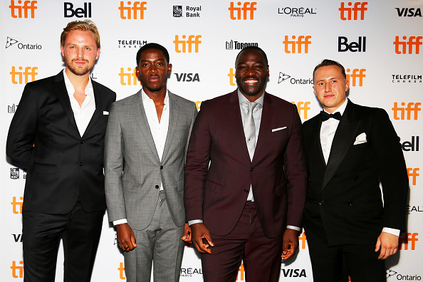 "Plum「2018 Toronto International Film Festival - ""Farming"" Premiere」:写真・画像(7)[壁紙.com]"