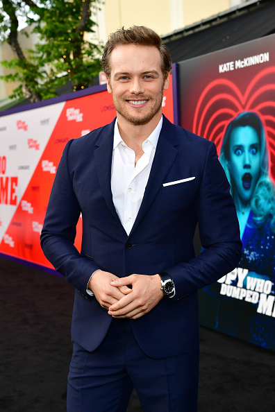 "Blue「Premiere Of Lionsgate's ""The Spy Who Dumped Me"" - Red Carpet」:写真・画像(1)[壁紙.com]"