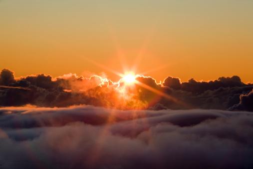 Haleakala National Park「Glorious Sunrise」:スマホ壁紙(16)
