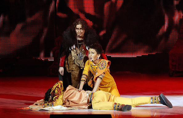 The Lion King「Musical 'The Lion King' Closing Ceremony of International Festival 'Theatre.Uz'」:写真・画像(2)[壁紙.com]
