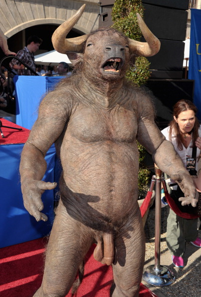 """Minotaur「Premiere Of Universal Pictures' """"Your Highness"""" - Red Carpet」:写真・画像(11)[壁紙.com]"""