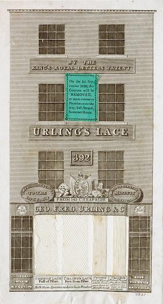 Textile Industry「Advertisement For Urlings Lace,」:写真・画像(7)[壁紙.com]