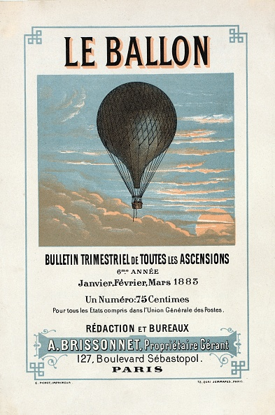 気球「Advertisement For Le Ballon」:写真・画像(13)[壁紙.com]