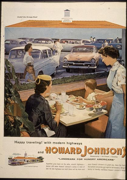 Waitress「Howard Johnson's Advertisement」:写真・画像(18)[壁紙.com]