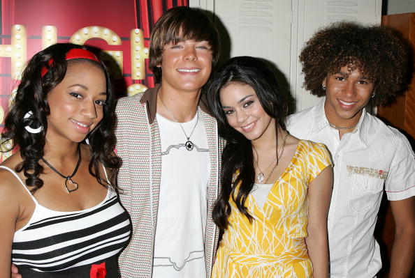 """High School Musical「Q & A Session With The Cast Of """"High School Musical""""」:写真・画像(11)[壁紙.com]"""