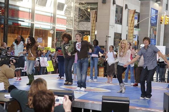 "High School Musical「NBC's Today Show Presents Disney's ""High School Musical"" In Concert」:写真・画像(4)[壁紙.com]"