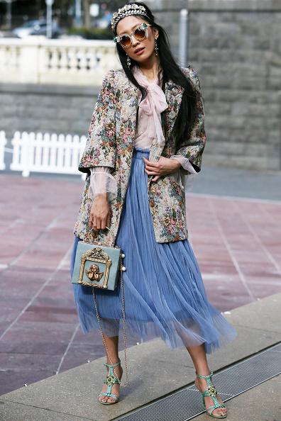 Embellishment「Street Style - New Zealand Fashion Week 2019」:写真・画像(0)[壁紙.com]