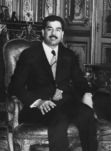 Saddam Hussein「Saddam Hussein」:写真・画像(0)[壁紙.com]
