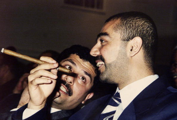 Baath Party「(FILE PHOTO) Saddam Hussein's Sons Reportedly Killed In U.S. Raid」:写真・画像(14)[壁紙.com]