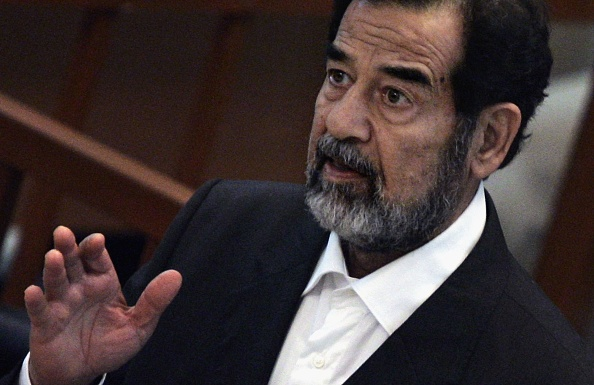 Green Zone - Baghdad「Second Trial Continues For Saddam Hussein」:写真・画像(16)[壁紙.com]