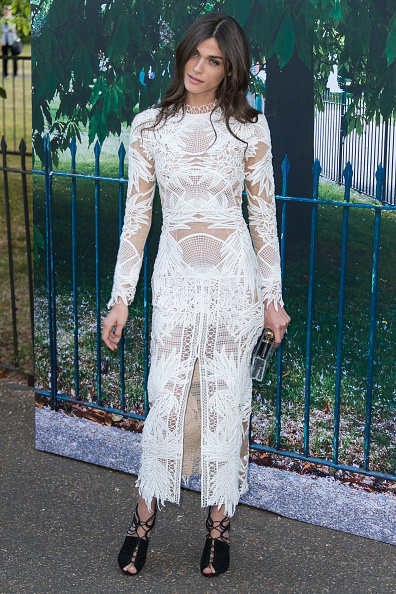 Lace - Textile「The Serpentine Gallery Summer Party」:写真・画像(16)[壁紙.com]