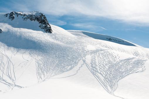 グルノーブル「冬のパノラマ」:スマホ壁紙(17)