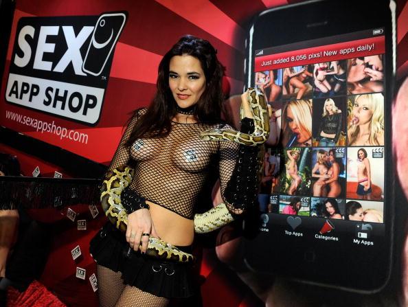 アダルトビデオニュースアダルトエンターテイメントエキスポ「2010 AVN Adult Entertainment Expo」:写真・画像(11)[壁紙.com]