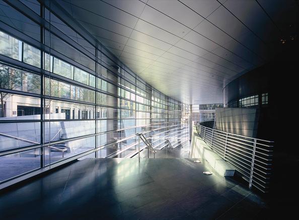 Ceiling「Foyer Office Interior, Broadgate, London, UK」:写真・画像(7)[壁紙.com]