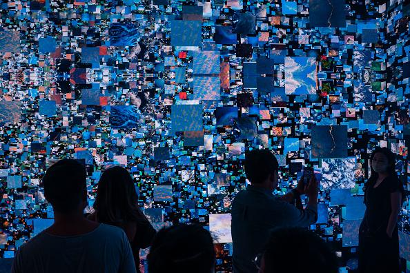 "Bestof「Hong Kong Hosts Inaugural ""Digital Art Fair Asia""」:写真・画像(15)[壁紙.com]"