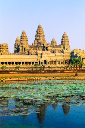 Cambodian Culture「Angkor Wat Temple」:スマホ壁紙(18)