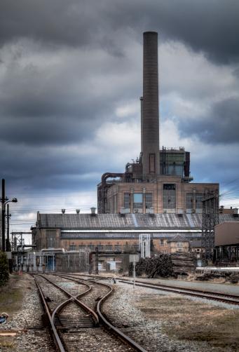 Factory「Old Industrial Complex」:スマホ壁紙(5)