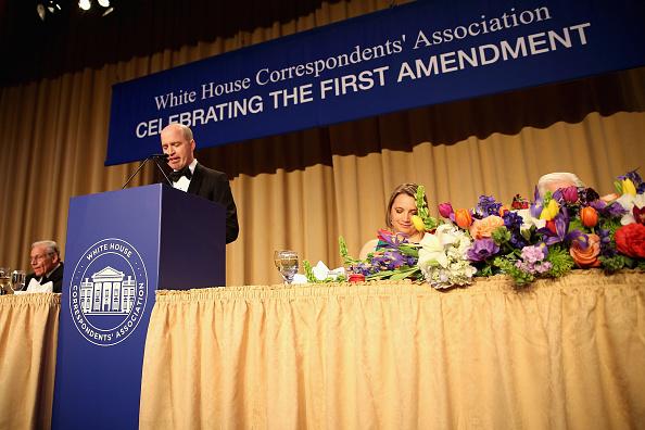 White House Correspondents Dinner「2017 White House Correspondents' Association Dinner - Arrivals」:写真・画像(1)[壁紙.com]