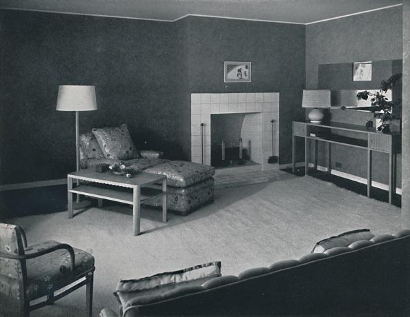 Bedroom「Bedroom In The House Of Mr Anatole Litvak In Saint Monica」:写真・画像(3)[壁紙.com]