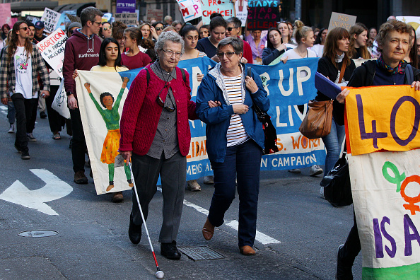 Social Issues「Sydneysiders March For Reproductive Rights」:写真・画像(13)[壁紙.com]