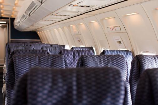 Passenger Cabin「Airplane seats」:スマホ壁紙(13)