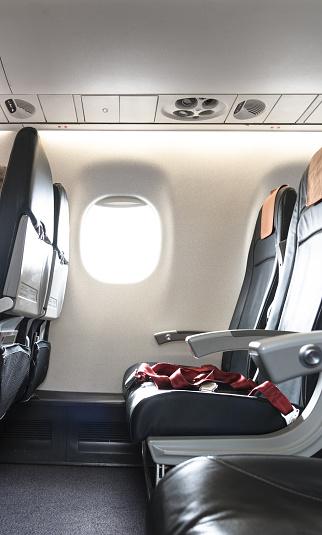 Passenger Cabin「airplane seat in the airplane」:スマホ壁紙(0)