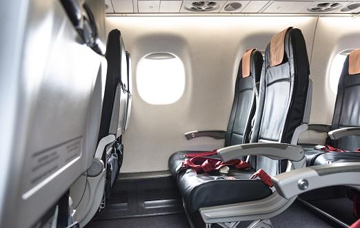 Airplane Part「airplane seat in the airplane」:スマホ壁紙(2)