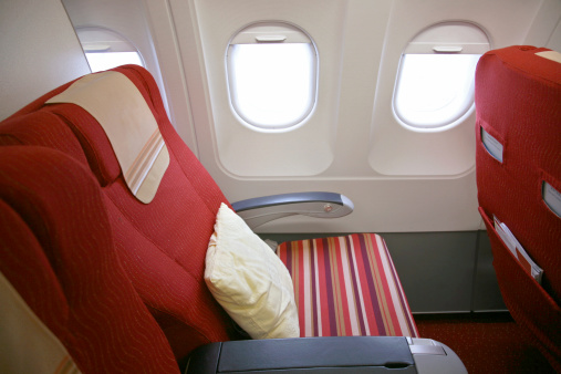 First Class「Airplane Seat Besides Window」:スマホ壁紙(16)