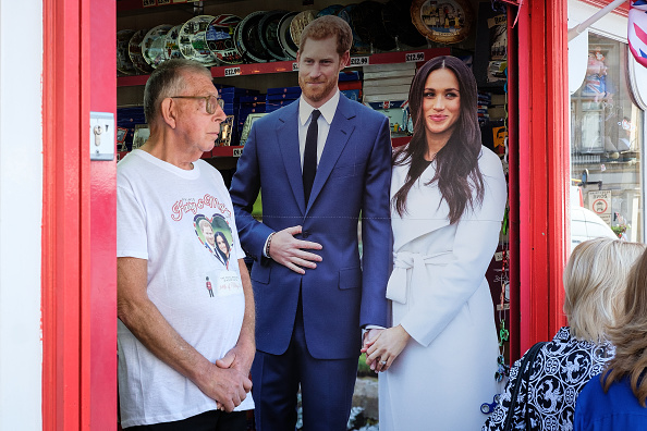 Cheerful「Preparations for Royal Wedding of Harry and Meghan」:写真・画像(12)[壁紙.com]
